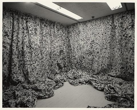 個展 和紙・墨(村松画廊/1987)